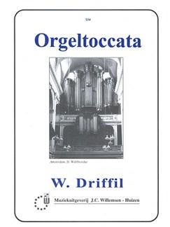 W. Ralph Driffil: Orgeltoccata Books | Organ