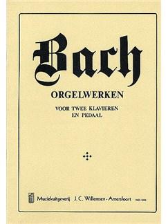 J.S.Bach: Organ Works Books   Organ