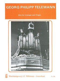 Airs for Trumpet and Organ Books | Organ