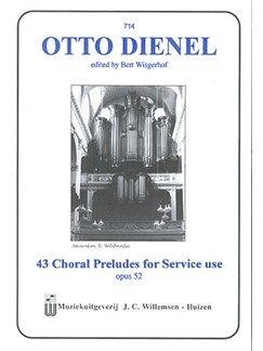 Forty Three Choral Preludes Books | Organ