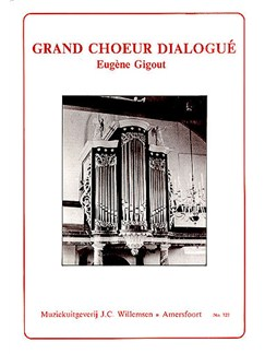 Eugene Gigout: Grand Choeur Dialogue Books | Organ