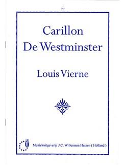 Louis Vierne: Carillon De Westminster Books | Organ