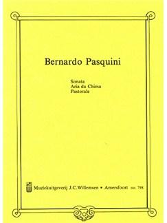 Sonata, Aria da Chiesa, Pastorale Books   Organ