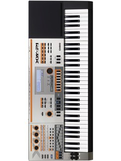 Casio XW-P1 Performance Synthesizer Instruments | Synthesiser