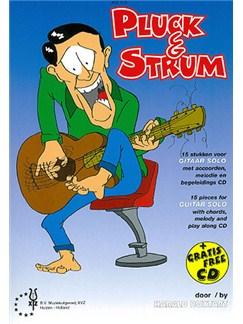 Harald Boxtart: Pluck And Strum Books and CDs | Guitar