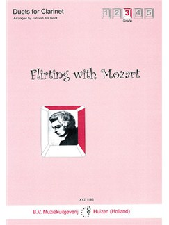 Flirting with Mozart Books | Clarinet