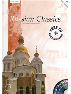 Russian Classics (Violin) Books and CDs | Violin or Accordion, Piano Accompaniment