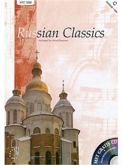 Russian Classics (Trombone) Books and CDs | Trombone or Tuba