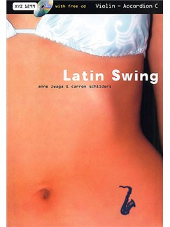 Latin Swing: Violin/Accordion Books and CDs | Accordion, Violin