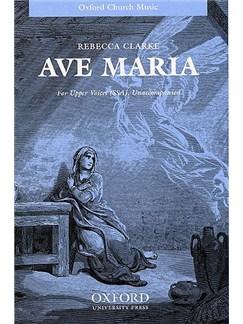 Rebecca Clarke: Ave Maria (SSA) Books | SSA