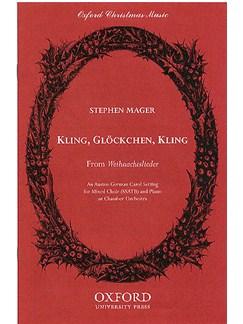 Kling, Glöckchen, Kling (Weihnachtslieder) Books | SSATB, Piano Accompaniment