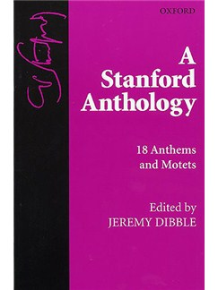 A Stanford Anthology Books | SATB, Organ Accompaniment