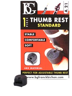 BG: Thumb Rest Cushion For Clarinet (Standard)  | Clarinet