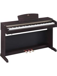 Yamaha: YDP161 Digital Piano - Dark Rosewood Finish Instruments | Digital Piano