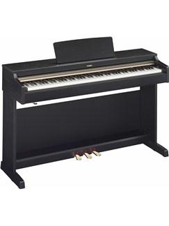 Yamaha: ARIUS YDP-162 Digital Piano (Black Walnut) Instruments | Digital Piano