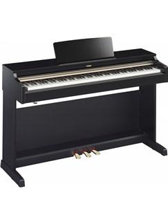 Yamaha: ARIUS YDP-162 Digital Piano (Polished Ebony) Instruments   Digital Piano