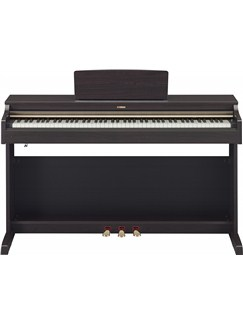 Yamaha: ARIUS YDP-162 Digital Piano (Rosewood) Instruments | Digital Piano