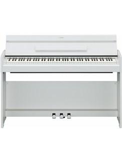 Yamaha: Arius YDP-S52 Digital Personal Piano (White) Instruments | Digital Piano
