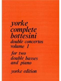 Double Concertos - Volume 1 Books |
