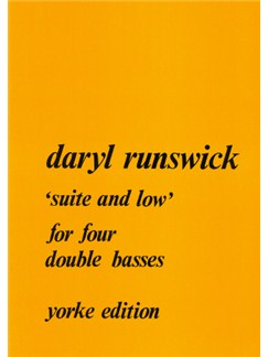 Suite And Low For Four Basses Books |