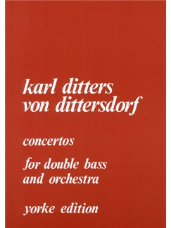 Concertos 1 And 2 Books | Double Bass