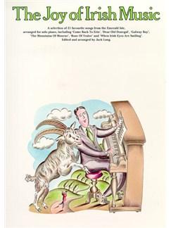 The Joy Of Irish Music Livre | Piano, Chant et Guitare (Symboles d'Accords)