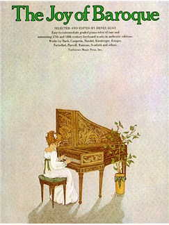 The Joy Of Baroque Livre | Piano