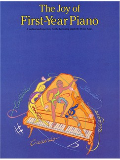 The Joy Of First Year Piano Books | Piano