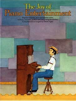 The Joy Of Piano Entertainment Books | Piano