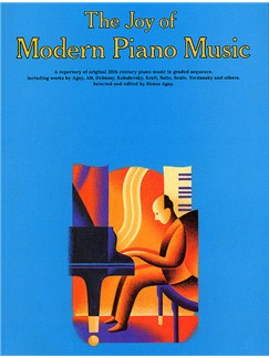 The Joy Of Modern Piano Music Books | Piano