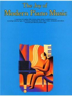 The Joy Of Modern Piano Music Livre | Piano