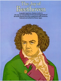 The Joy Of Beethoven Books | Piano