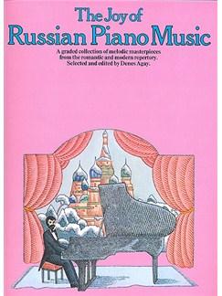 The Joy Of Russian Piano Music Books | Piano