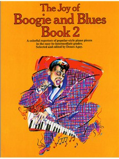 The Joy Of Boogie And Blues Book 2 Books | Piano & Guitar, with chord symbols