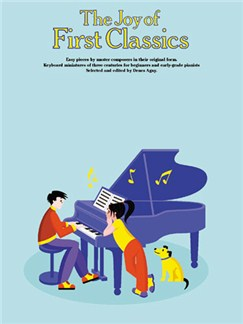 The Joy Of First Classics Book 1 Books | Piano
