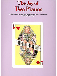 The Joy Of Two Pianos Books | Two Pianos