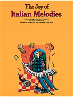 The Joy Of Italian Melodies Books | Piano