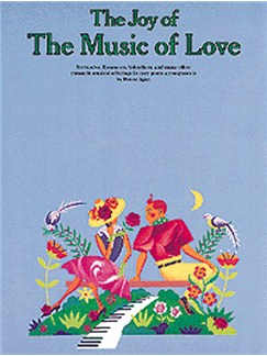 The Joy Of The Music Of Love Books | Piano