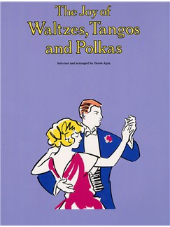 The Joy Of Waltzes, Tangos And Polkas Livre | Piano