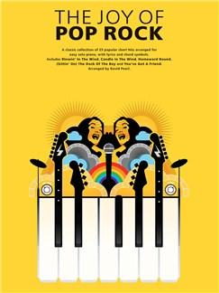 The Joy Of Pop Rock Buch | Klavier