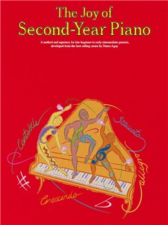 The Joy Of Second-Year Piano Books | Piano