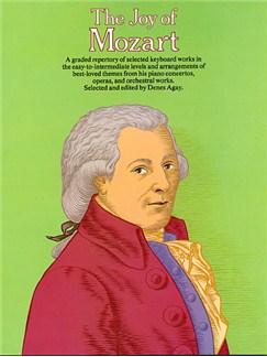 The Joy Of Mozart Livre | Piano