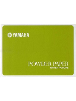 Yamaha: APP Powder Papers    Flute