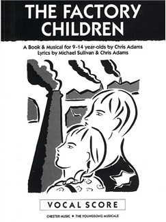 The Factory Children (Score) Books | Voice, Piano Accompaniment
