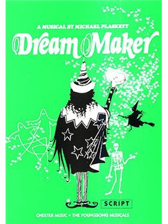 Dream Maker Script Books | Melody Line & Lyrics