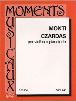 Vittorio Monti: Czardas (Violin/Piano) Books   Violin, Piano Accompaniment