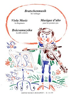 Viola Music For Beginners Books | Viola, Piano Accompaniment