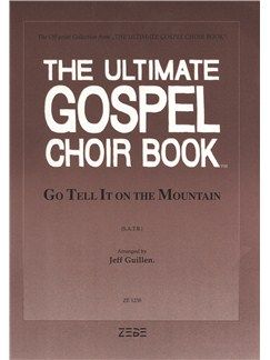 Go Tell It On The Mountain (Arr. Jeff Guillen) - SATB Books | SATB