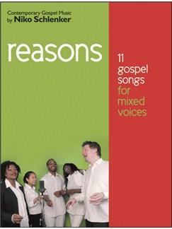 Niko Schlenker: Reasons Books | SATB, Piano Accompaniment