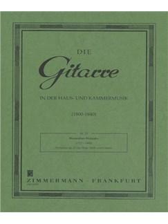 Matiegka: Nocturne Op 21 (Guitar, Flute, Viola) Books | Flute, Guitar, Viola